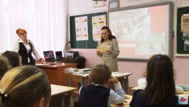 Ada Koksharova - o blokade Leningrada i otce - geroe