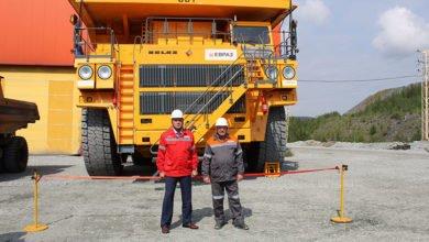 belaz 240 tonn