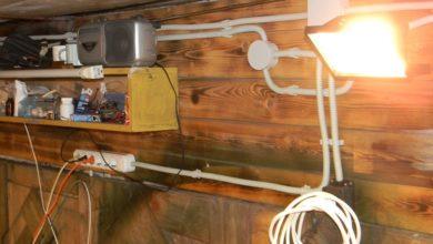 elektrichestvo v garazhe