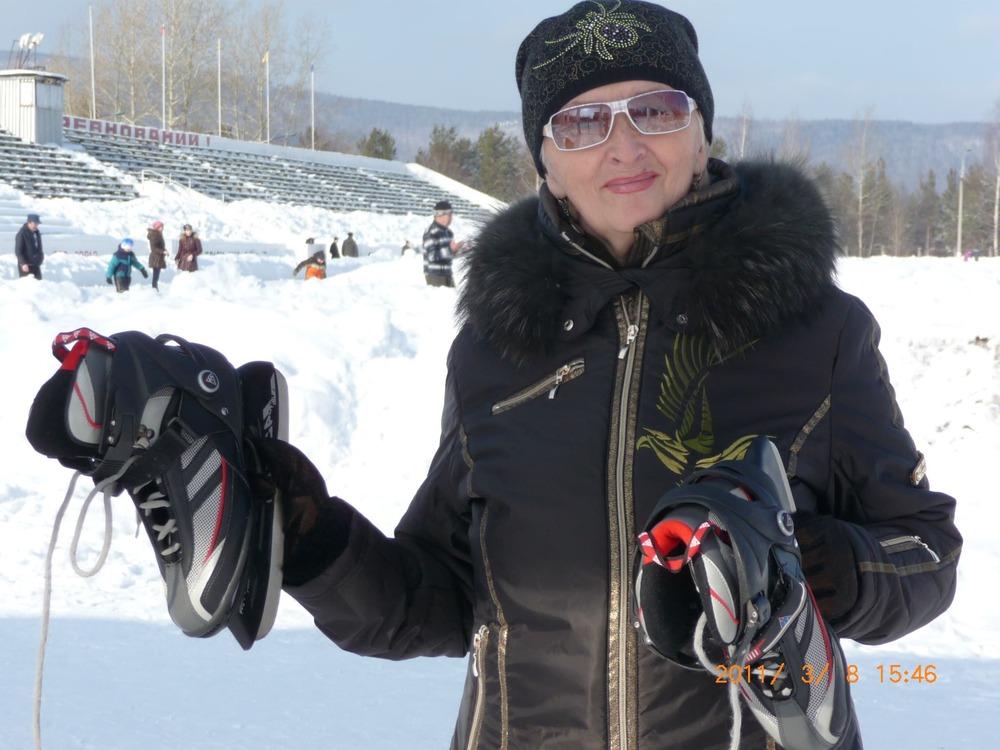 nadezhda trushkova